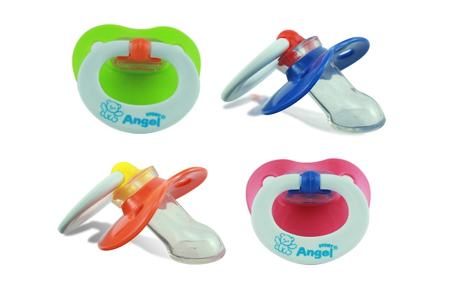 Orthodontic Silicone Pacifier