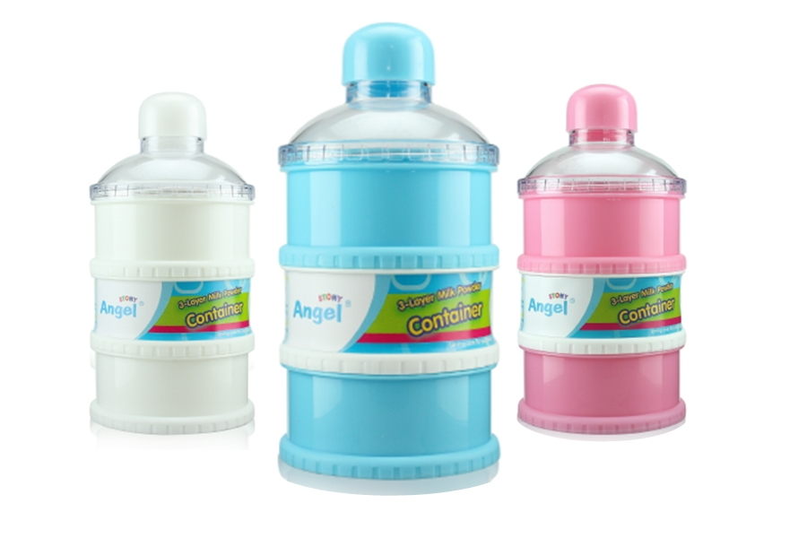 3-Layer Milk Powder Container