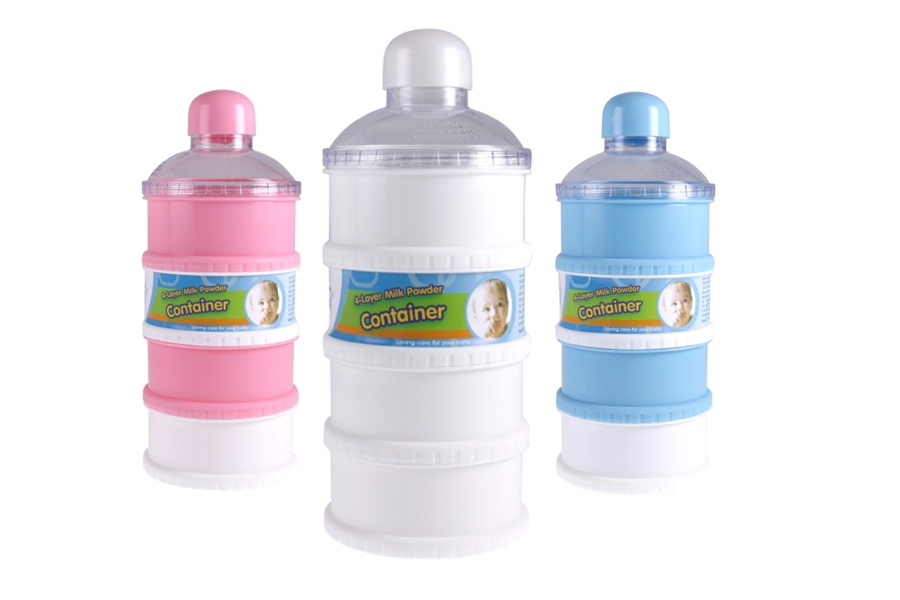 4-Layer Milk Powder Container
