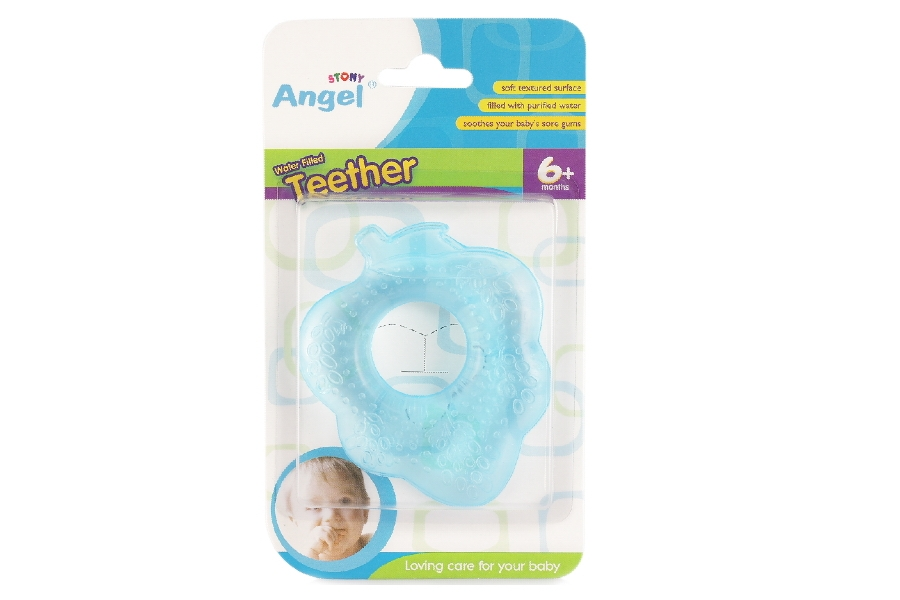 Grape Shaped Water Filled Teether