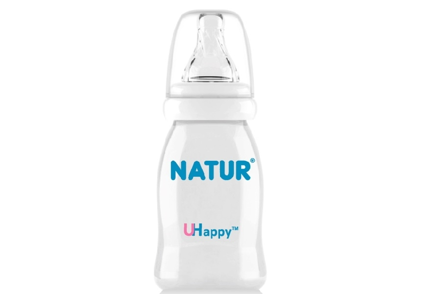 120ml UHappay Bottle