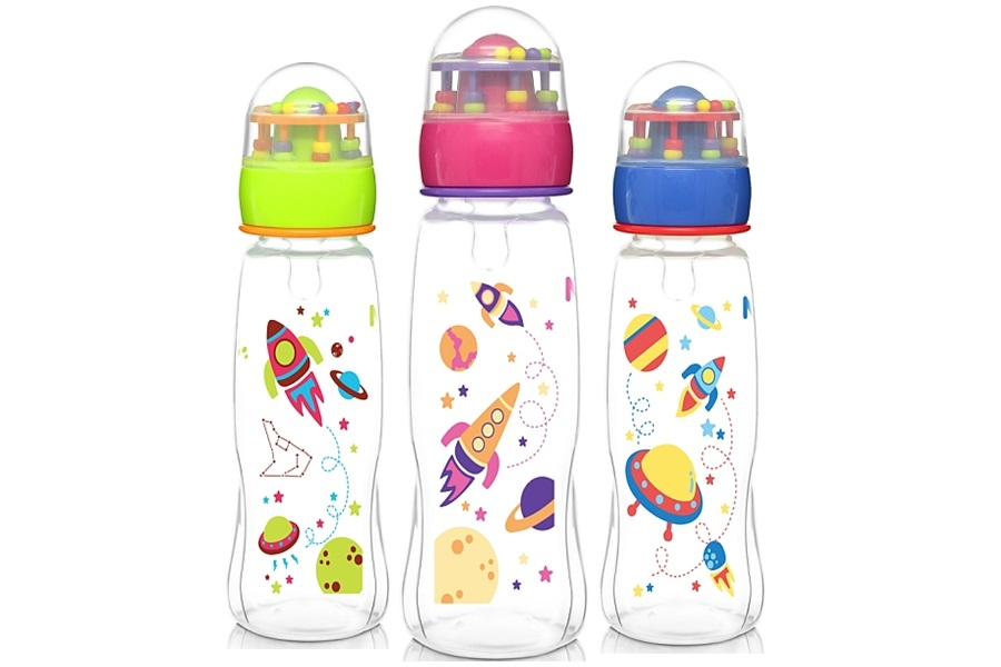 240ml Spaceship Bottle